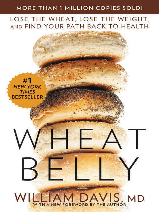 Title details for Wheat Belly by William Davis - Available